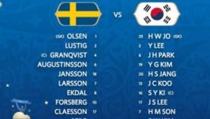 """주사위 던저진 스웨덴 한국 축구, 중계 접한 누리꾼 """"스웨덴은 수비,한국은 공격이 강점"""""""