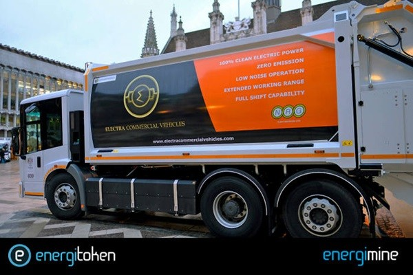 EnergiMine Signs a Memorandum of Understanding with Electra Commercial Vehicles