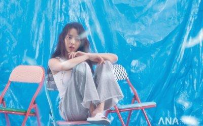 예원, '바다 느낌 청량미 톡톡' 여름화보 공개