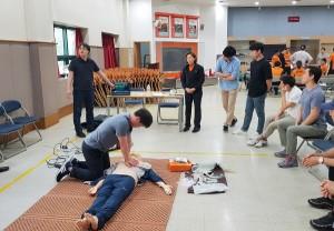 이대목동병원, '지역 구급대원 전문화'에 앞장