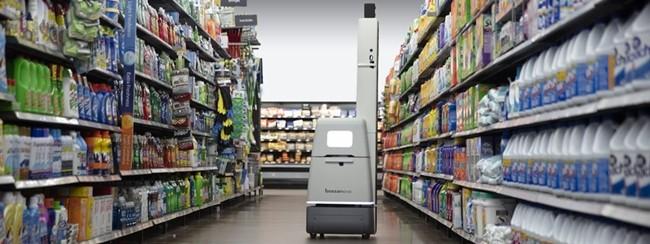 보사노바 로보틱스의 로봇들은 현재 미국 내 월마트 50개 매장에서 운영되고 있다.