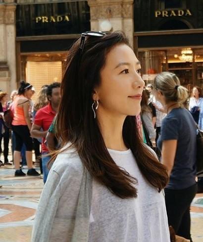 사진=김희애 인스타그램