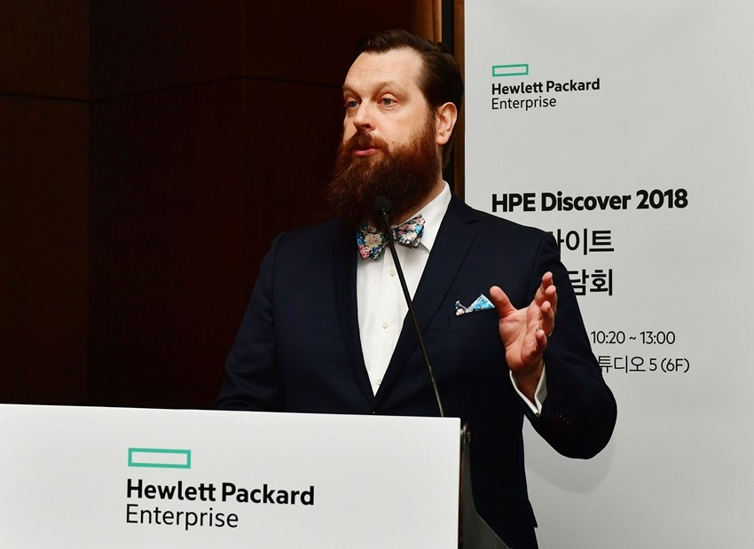 HPE APJ 스토리지 사업부 대표이사 장 폴 보바드(Jean Paul Bovaird)