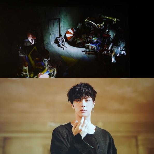 사진 : 유튜브 BTS(방탄소년단) Official 뮤직비디오 투사화면 ⓒ 이영화