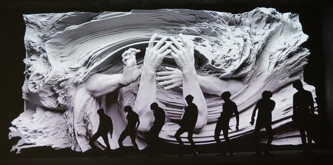 사진 : 생생한 화질의 '방탄소년단(BTS)' 뮤직비디오, 유튜브앱 ⓒ 이영화