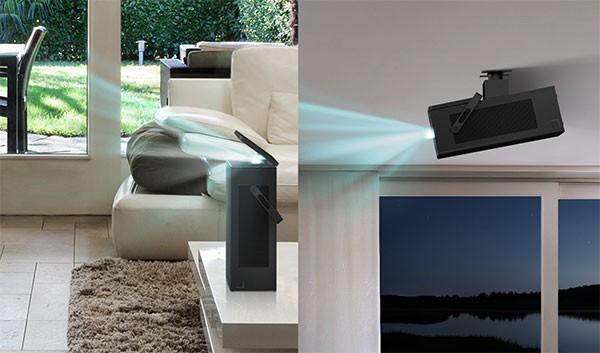 [터치앤리뷰] 초고화질 '가심비(價心比)' 빔프로젝터, 'LG 시네빔 레이저 4K'