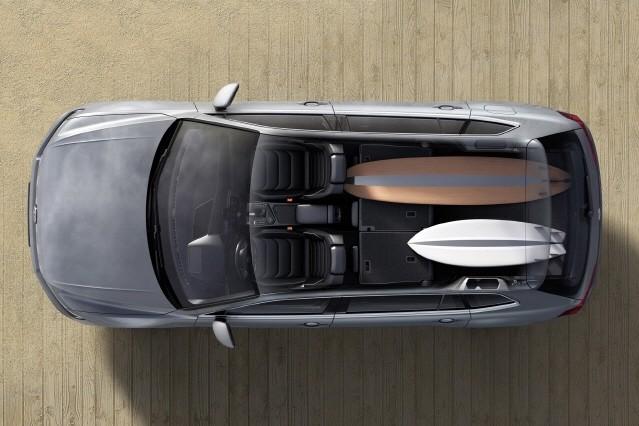 폭스바겐, 동급 최대 공간 '티구안 올스페이스' 출시