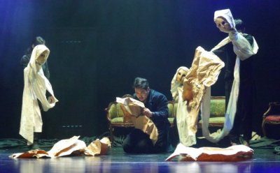 [ET-ENT 스테이지] '어떤 시인의 하룻밤' 아르튀르 랭보의 시를 입체적으로 풀어낸 복합 공연