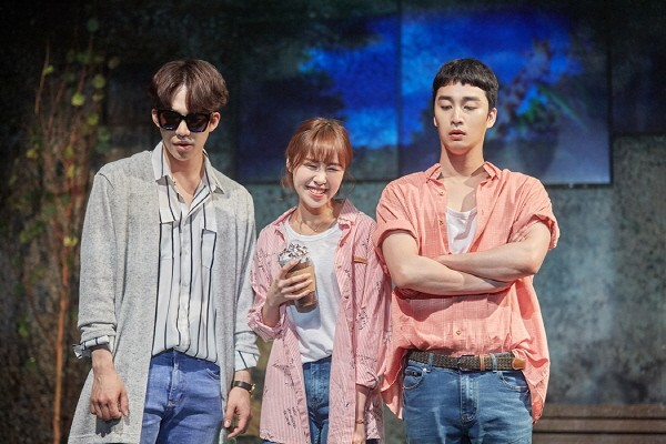 '연애플레이리스트' 공연사진, 사진=휴콘프로덕션 제공