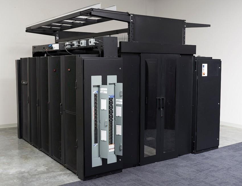 슈나이더 일렉트릭의 '에코스트럭처 데이터센터(EcoStruxure for Data Center)' 시스템