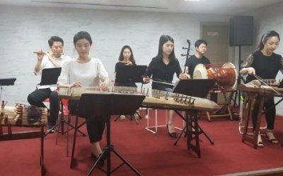 [ET-ENT 국악] '제190회 국악의 날' 크라운해태 락음국악단이 전하는 자연음향 국악관현악의 감동