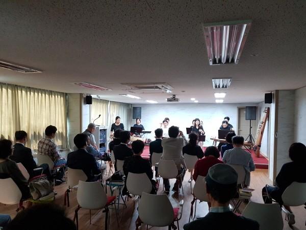 '제190회 국악의 날' 공연사진, 사진=락음국악단 제공