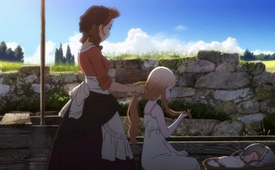 [ET-ENT 영화] '이별의 아침에 약속의 꽃을 장식하자' 수채화 같은 서정성으로 애니적 감성이 충만한 작품