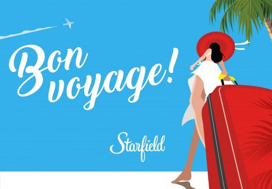 쇼핑테마파크 스타필드 하남·고양·코엑스점 등이 바캉스를 준비하는 고객들을 위해 '여름 스페셜 세일'을 진행한다. 사진=신세계 프라퍼티  제공