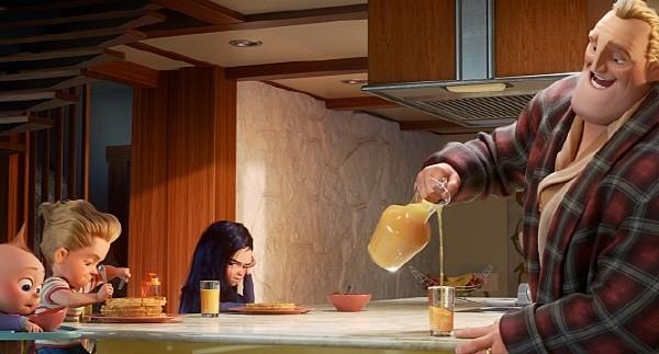 '인크레더블 2' 스틸사진, 사진=월트 디즈니 컴퍼니 코리아 제공