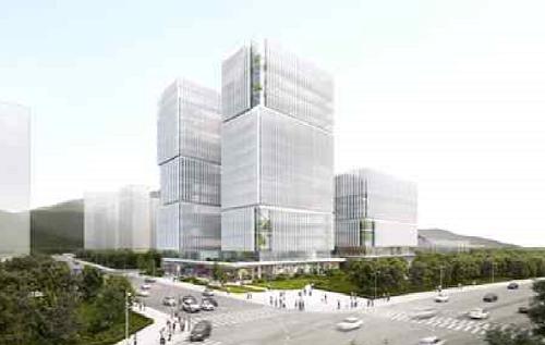 (주)티비스톰, 과천 지식정보타운에 사옥 건축 첫발 딛다