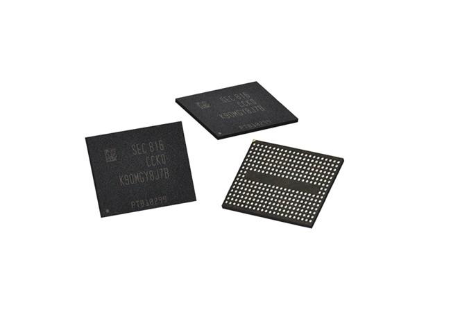 삼성전자, 세계 최초 5세대 3차원 V낸드