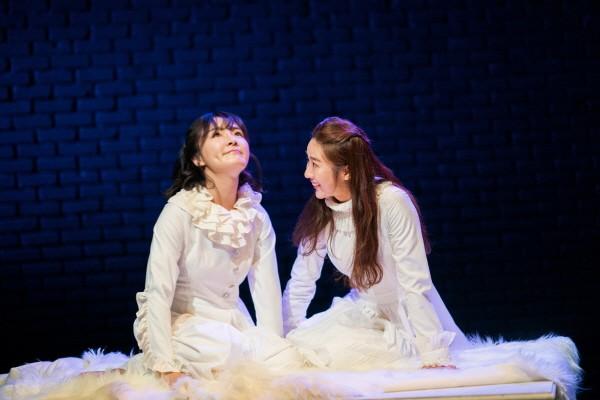 '줄리엣과 줄리엣' 공연사진. 사진=극단/소극장 산울림 제공