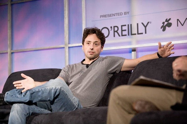 Co-Founder Sergey Brin of Google (President of Alphabet)