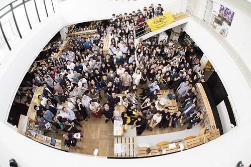 하미코리아, 일본 하미 본사 20주년 기념 총회 참석…아이페이스 판매전략 밝혀