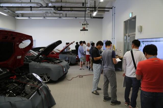 BMW 그룹 코리아, 외부 수리업체 대상 4차 기술 세미나 진행