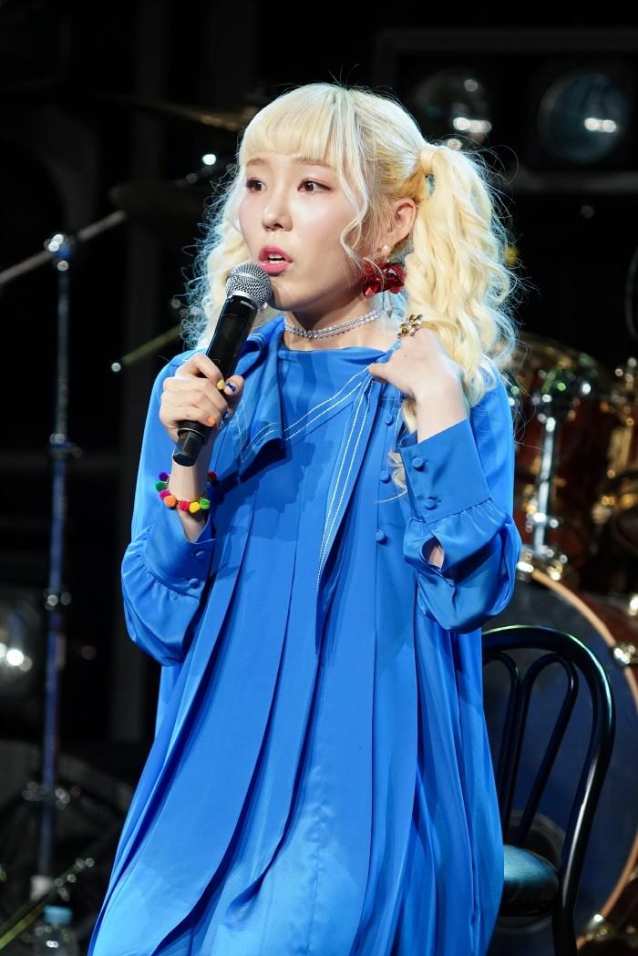 11일 오후 서울 마포구 웨스트브릿지 라이브홀에서는 신현희와김루트의 두 번째 미니앨범 'The Color of SeenRoot' 발매기념 쇼케이스가 열렸다. (사진=박동선 기자)