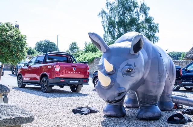 쌍용자동차, 유럽시장에 렉스턴 스포츠 본격 론칭