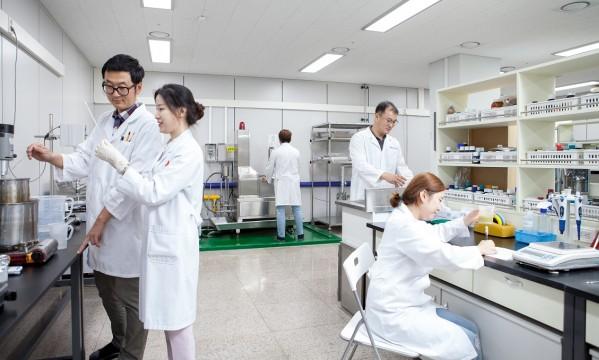 동원F&B의 두뇌역활을 하는 '동원식품과학연구원'이 서울 강남 시대를 열었다. 회사 측은 우수 연구인력 확보와 함께 R&D경영에 본격 나선다는 입장이다. 사진=동원F&B 제공