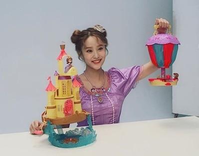 사진=강혜진 SNS