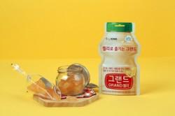 발효유의 새콤달콤한 변신, 한국야쿠르트 '그랜드 젤리' 인기