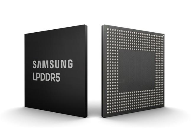 삼성전자, 8Gb LPDDR5 D램
