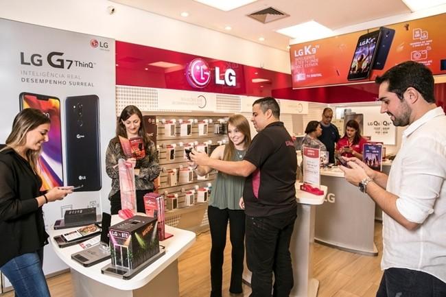 중남미에서 인기높은 'LG G7 ThinQ'··· 프리미엄 스마트폰 시장 공략 가속
