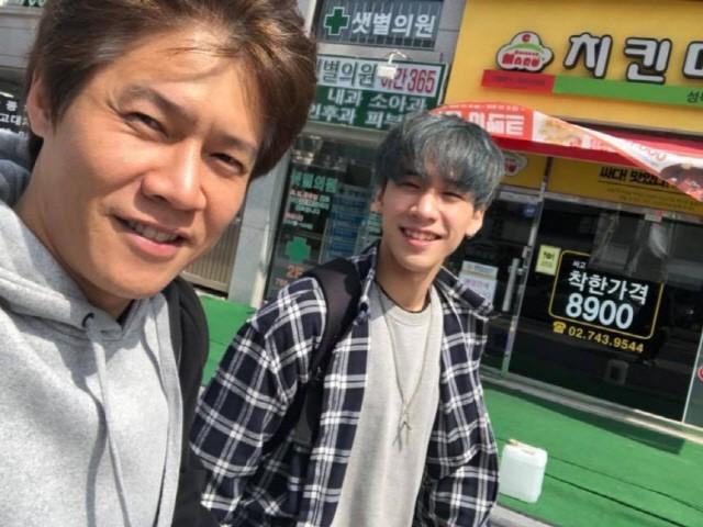배우 박호산이 아들이자 래퍼 박준호를 언급하며 이에 관심이 모이고 있다.