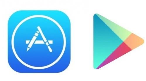 애플 앱 스토어 VS 구글 플레이, 상반기 미소 지은 쪽은 어디?