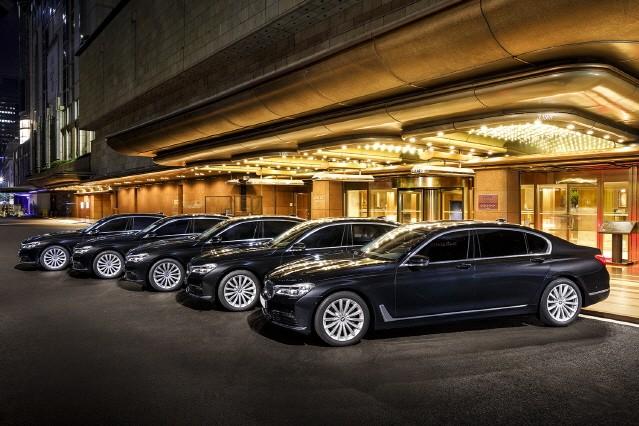 BMW 코리아, 롯데호텔서울에 의전용 '7시리즈' 공급