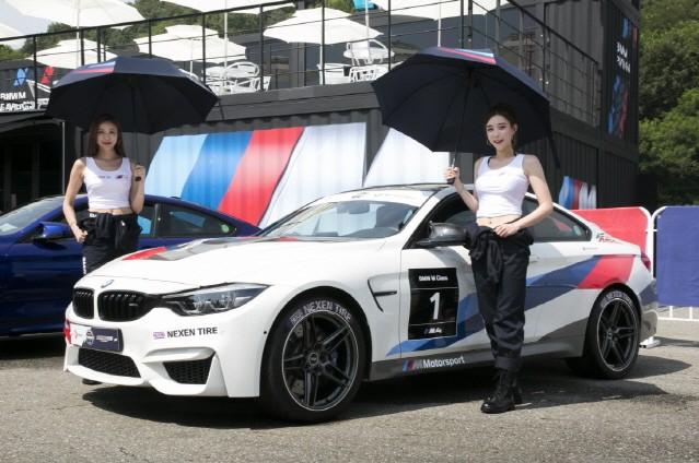 CJ슈퍼레이스 BMW M 클래스 3전, 김효겸 1위 차지