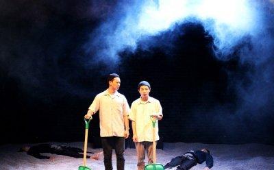 [ET-ENT 인터뷰] 새로운 무대 위 세상을 만드는 극단 노마드, 앙코르 산울림 고전극장 '멈추고, 생각하고, 햄릿'