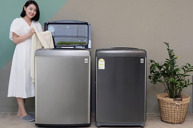 새 'LG 통돌이세탁기', 더 향상된 고효율·고성능 기술 선보여