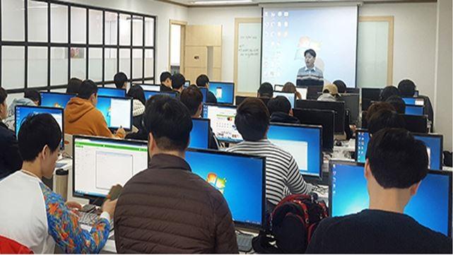 더조은컴퓨터학원, 훈련생 이수자평가 최우수 A등급 획득