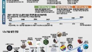 [나노기술이 대한민국 바꾼다]<하>국가나노지도 '나노코리아' 밝힌다