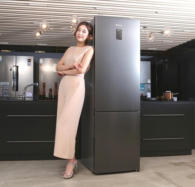 대우전자 2018년형 '클라쎄', 상냉장·하냉동 콤비냉장고로 출시··· 1·2인 가구 겨냥