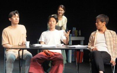 [ET-ENT 연극] '베니스의 선악과' 많이 생각할 수도, 많이 웃을 수도 있는 신작 연극