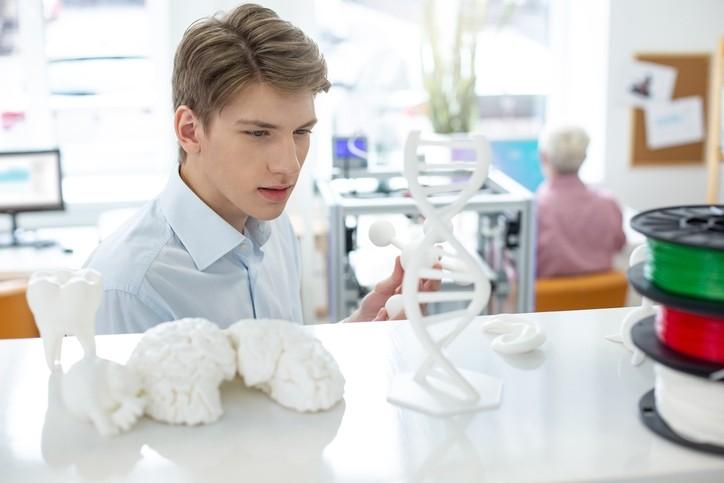 의료 3D 프린팅, 클라우드 기반 의료플랫폼에서 상용 서비스 시작