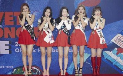 레드벨벳, 테마파크 급 상큼 통해 '글로벌 Power Up' (Red Velvet 2nd Concert 'REDMARE' 기자간담회)