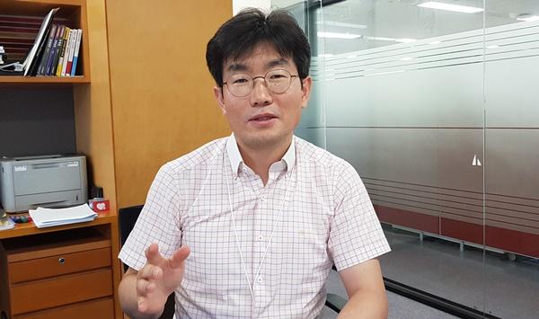문상룡 KTDS 전무(이머징테크본부장)