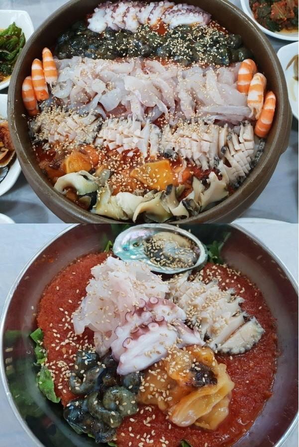 여수맛집 돌산 진남횟집, 하모샤브샤브•모듬물회 무더위 사로잡는 별미로 주목