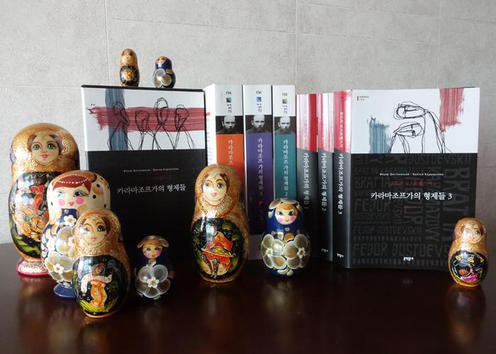[안중찬의 書三讀] 도스토옙스키 '카라마조프가의 형제들' - 자유로운 괴로움, 신과 함께!