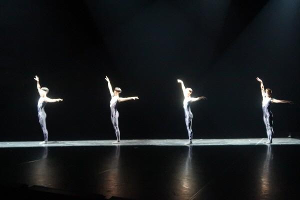 'KNB MOVEMET SERIES 4' 공연사진, 사진=국립발레단 제공