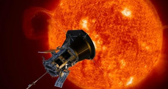 미 NASA, 인류 최초 태양탐사선 '파커' 발사...'7년간 태양탐사'