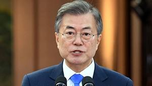 문 대통령, 미국과 동북아 6개국 참여 '동아시아철도공동체' 제안